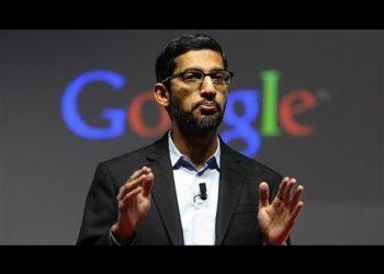 Sundar Pichai Alphabet CEO