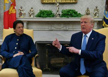 Trump Imran on kashmir issue