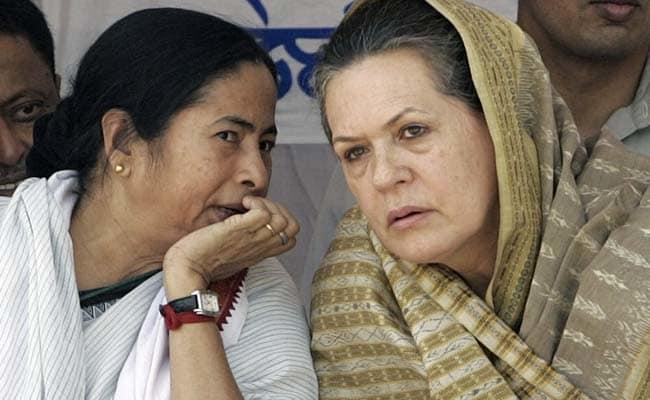 Mamata Banerjee Sonia Gandhi Conversation
