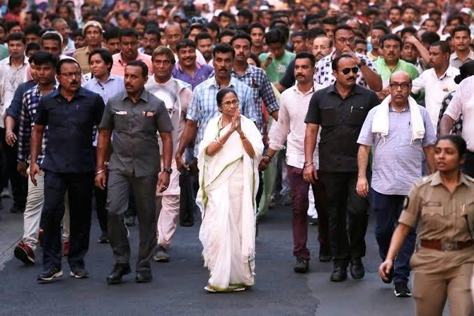 Mamata rally