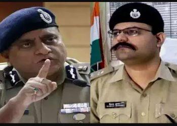 SSP Noida के Viral Video