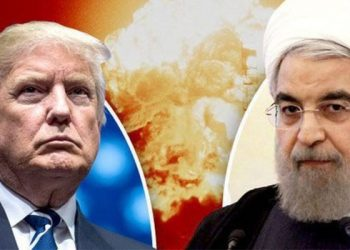 US Iran tension