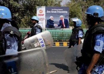 Donald Trump Visit To India