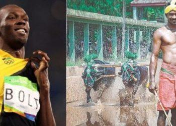 Usain Bolt से भी तेज़ दौड़ा भारत का श्रीनिवास