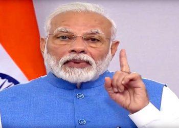 PM Modi Addresses the Nation :