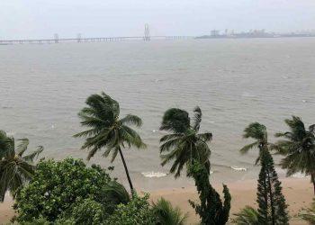 Cyclone Nisarga Live Tracker