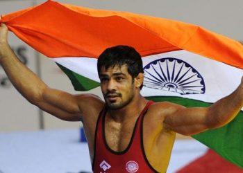 Wrestler-Sushil-Kumar