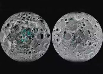 Water on Moon