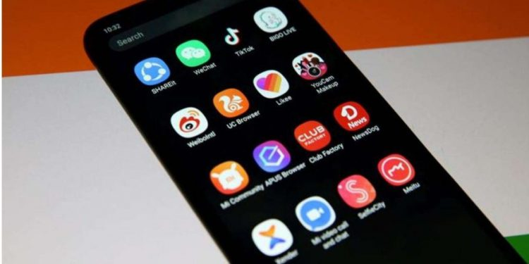 chinese app ban in india