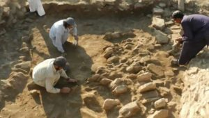 Old Temple Discovered in Pakistan