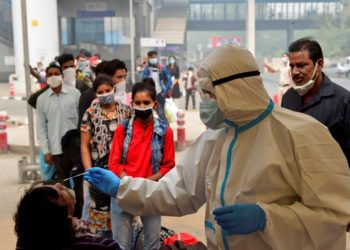 coronavirus new strain in delhi noida
