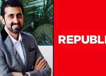 republic tv ceo vikas khanchandani arrested