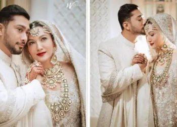 gauhar khan marriage