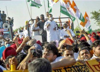new-delhi-city-rahul-and-priyanka-can-also-reach-chandgiram-akhada-in-delhi