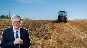 किसान बने बिल गेट्स