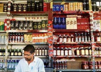 Liquor breaks record in New Year