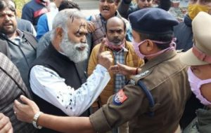Somnath Bharti news update