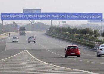 Yamuna express way news