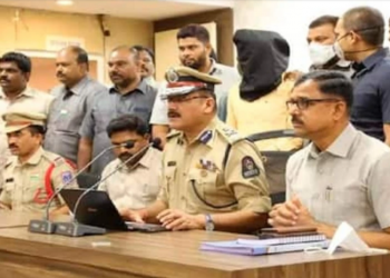 Serial killer arrested in Hyderabad