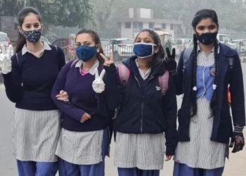 दिल्ली और राजस्थान में 10 महीने बाद स्कूलों में लौटी रौनक