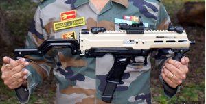 भारत की अपनी पहली स्वदेशी 9 mm मशीन पिस्टल बनकर तैयार