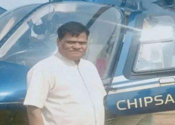 maharashtra kisan bought helicopter