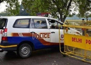 दिल्ली पुलिस जवान खुदकुशी
