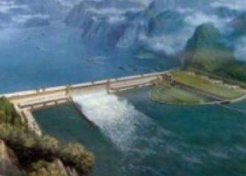 ब्रह्मपुत्र नदी पर विवादास्पद बांध