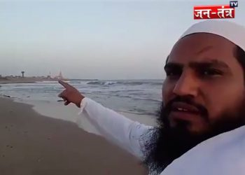 maulana-praised-somnath-temple-plunderer-mahmud-ghazni-in-viral-video-police-arrested