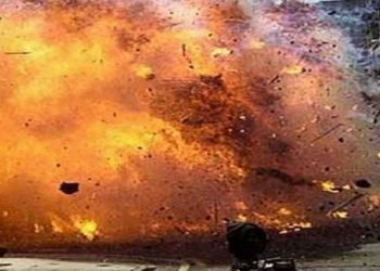 national-in-chhattisgarh-naxalites-blast-in-bus-filled-with-soldiers