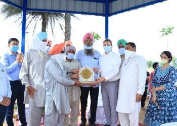 ABGUS water conservation in punjab
