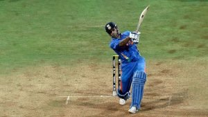 world cup 2011 ms dhoni six