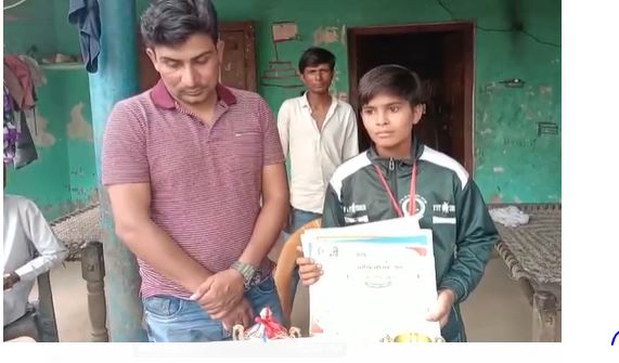 Up: Shivani won 19 gold and 2 silver