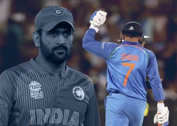 MS Dhoni Mentor Team India